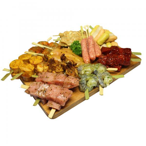 Hoeveslagerij Verstraete bbq aperitiefschotel 10 soorten