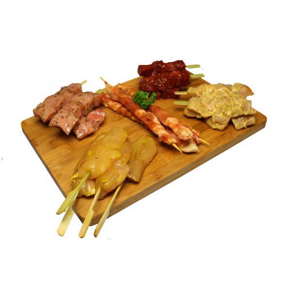 Hoeveslagerij Verstraete bbq aperitiefcolli 5 soorten