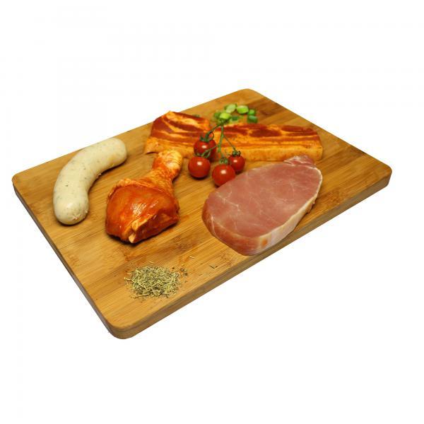 Hoeveslagerij Verstraete BBQ Standaard colli