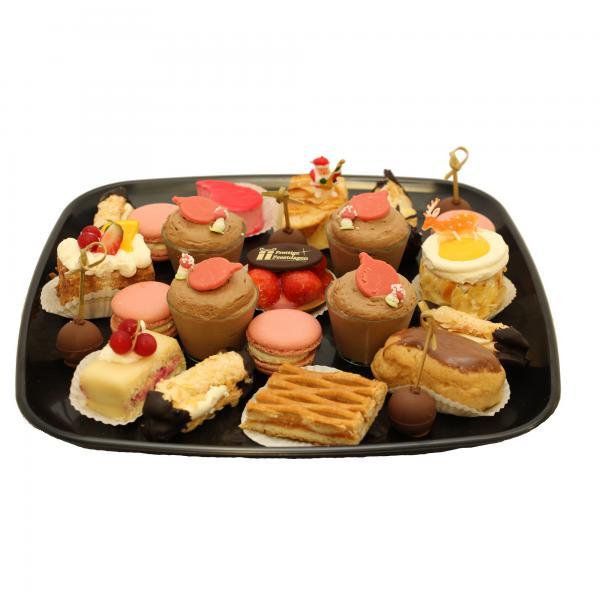 Hoeveslagerij Verstraete Dessertbuffet basic